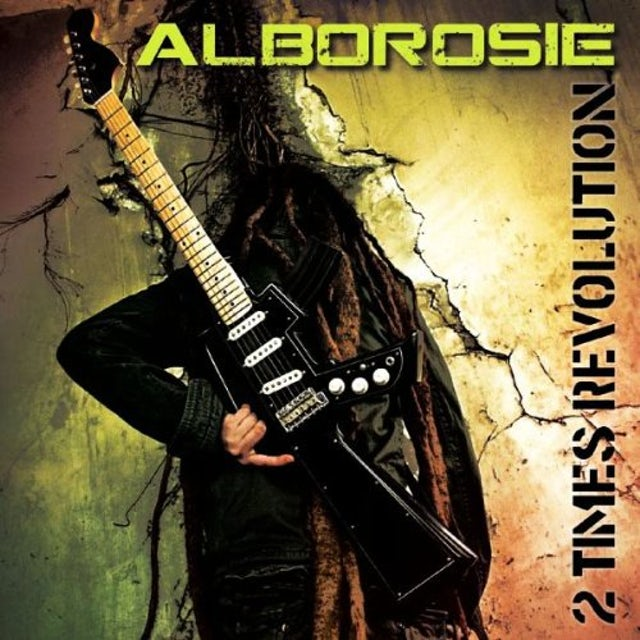 Alborsie 2 TIME REVOLUTION Vinyl Record