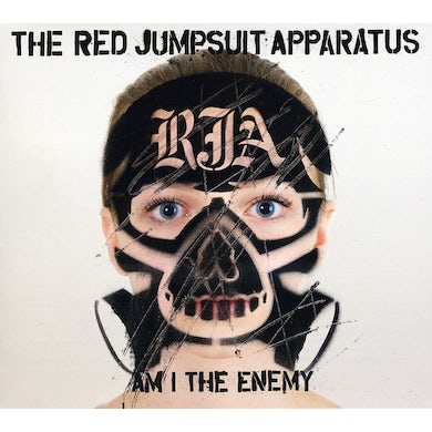 Red Jumpsuit Apparatus AM I THE ENEMY CD