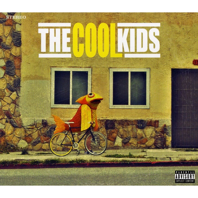 Cool Kids WHEN FISH RIDE BICYCLES CD