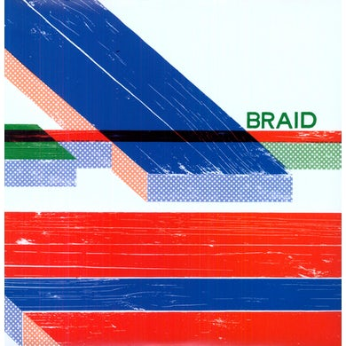Braid CLOSER TO CLOSED Vinyl Record