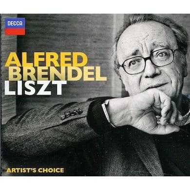 Alfred Brendel LISZT CD