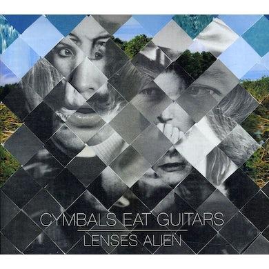 Cymbals Eat Guitars LENSES ALIEN CD