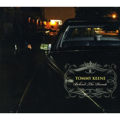 Tommy Keene BEHIND THE PARADE CD
