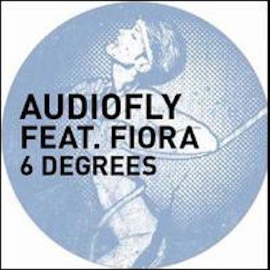 Audiofly X 6 DEGREES Vinyl Record