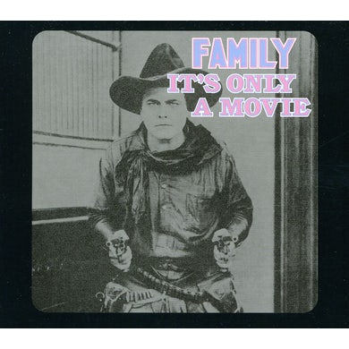 The Family ITS ONLY A MOVIE CD