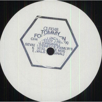 Tommy Four Seven CH4 / SEVALS Vinyl Record