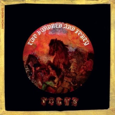 SADDLE THE HORSES PART 1 / VARIOUS Vinyl Record