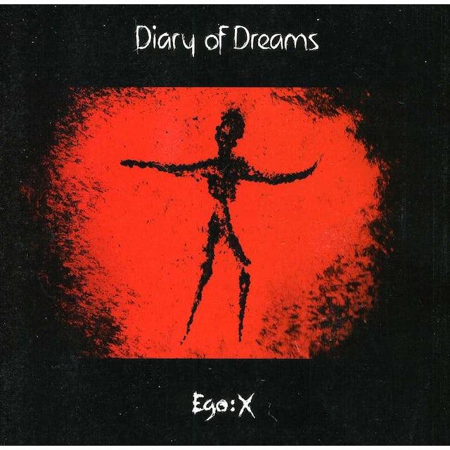Diary Of Dreams EGO:X CD