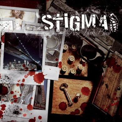 Stigma NEW YORK BLOOD Vinyl Record