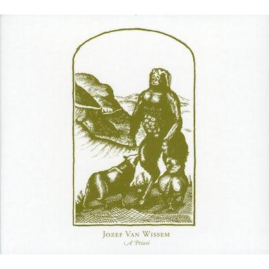 Jozef Van Wissem PRIORI CD