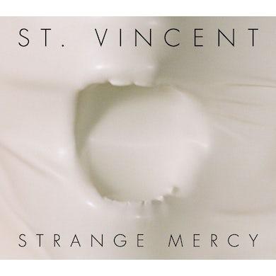 St. Vincent STRANGE MERCY CD