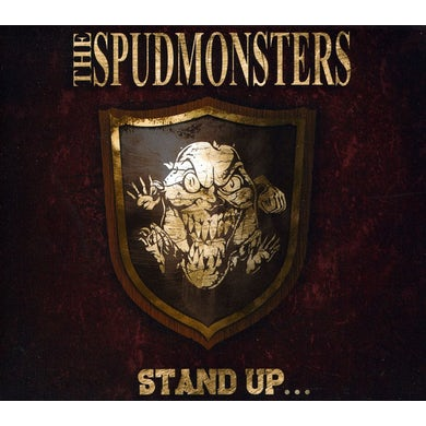 Spudmonsters STAND UP CD
