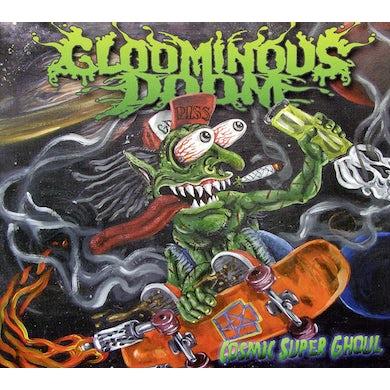 Gloominous Doom COSMIC SUPER GHOUL CD