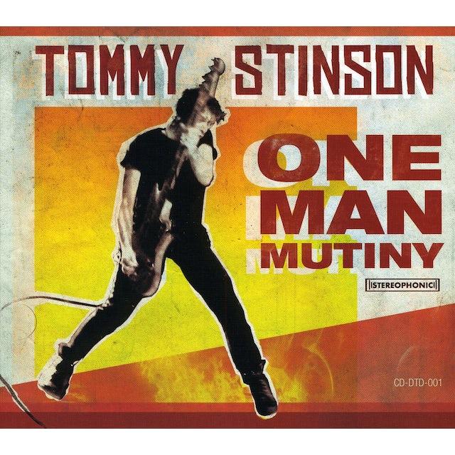 Tommy Stinson ONE MAN MUTINY CD