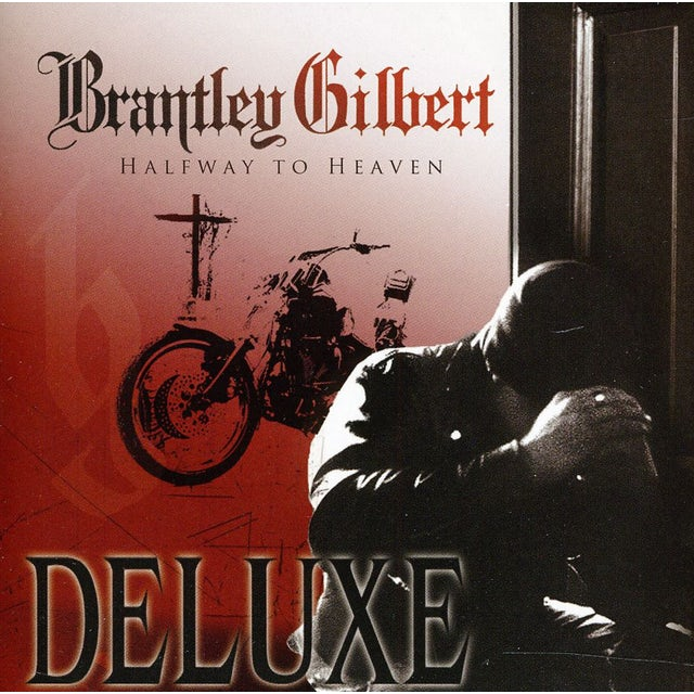 Brantley Gilbert HALFWAY TO HEAVEN CD