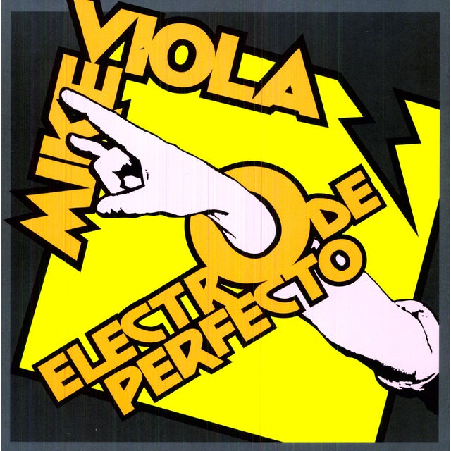 Mike Viola ELECTRO DE PERFECTO Vinyl Record