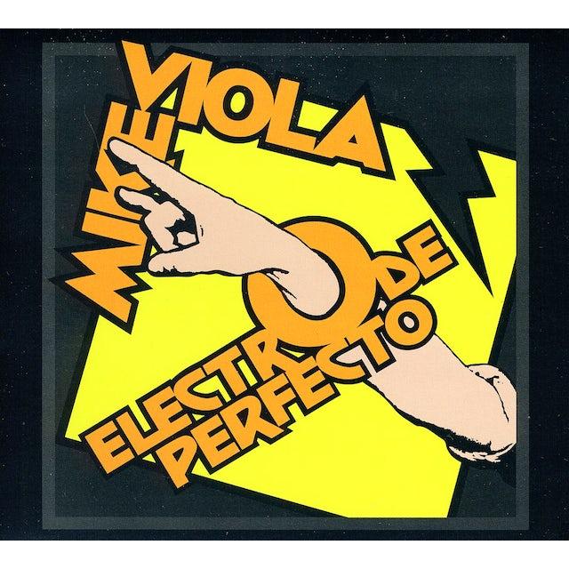Mike Viola ELECTRO DE PERFECTO CD