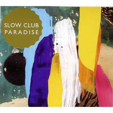 Slow Club PARADISE CD