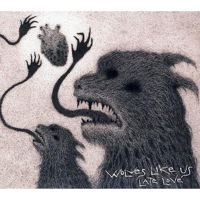 Wolves Like Us LATE LOVE CD