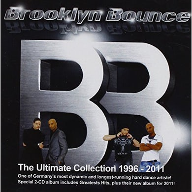 Brooklyn Bounce ULTIMATE COLLECTION 1996 - 2011 CD