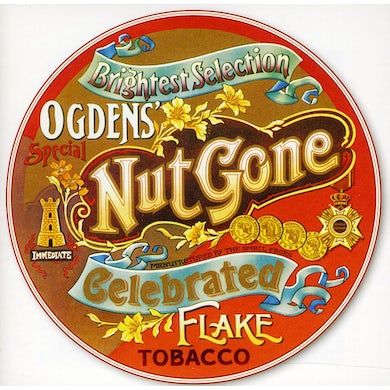 Small Faces OGDEN'S NUT GONE FLAKE CD