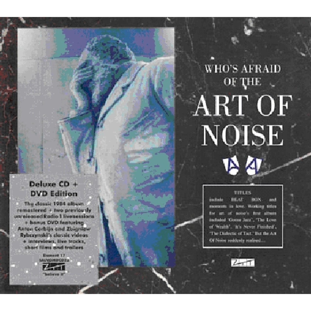 Whos Afraid Of The Art Of Noise Cd