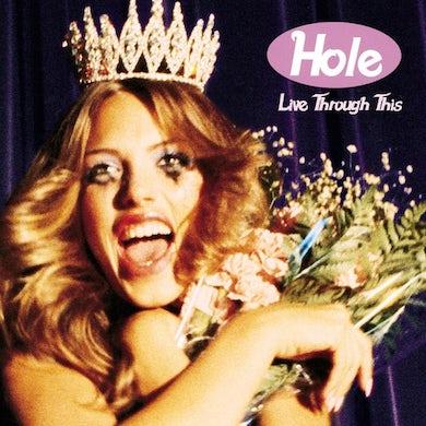 Hole LIVE THROUGH THIS CD