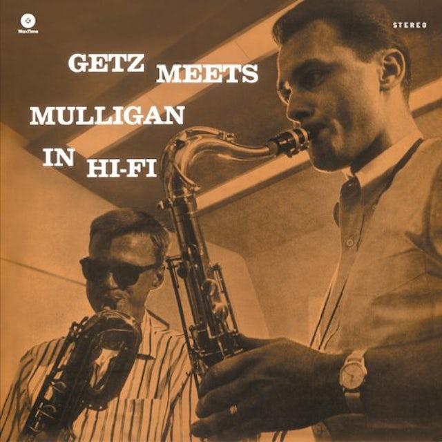 Stan Getz / Gerry Mulligan GETZ MEETS MULLIGAN IN HI-FI Vinyl Record - 180 Gram Pressing