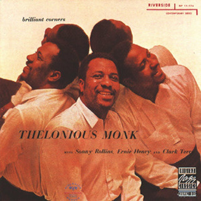 Thelonious Monk BRILLIANT CORNERS Vinyl Record - 180 Gram Pressing