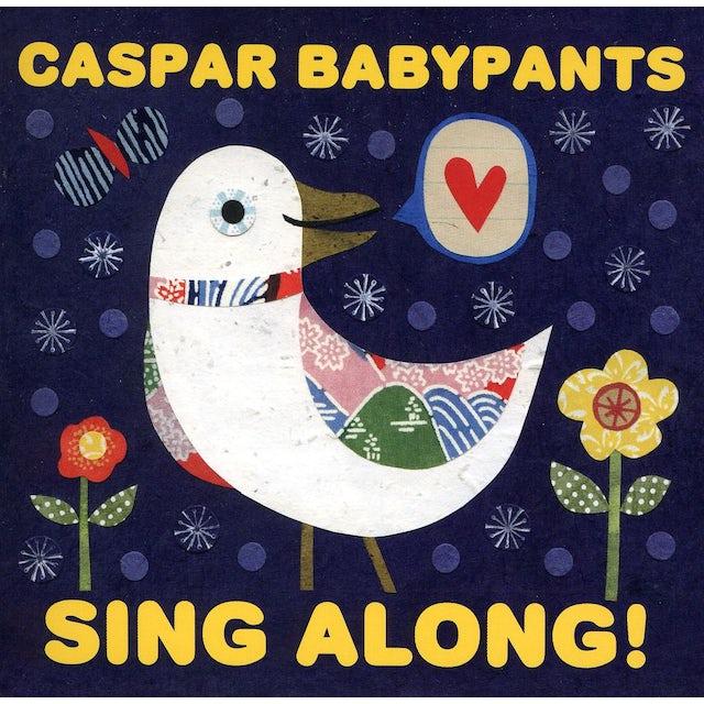 Caspar Babypants SING ALONG CD
