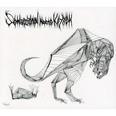 Sensational Meets Koyxen CD