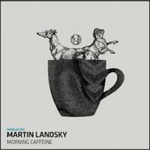 Martin Landsky MORNING CAFFEINE Vinyl Record