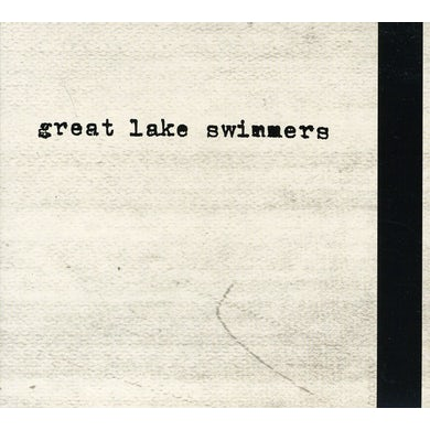 GREAT LAKE SWIMMERS CD