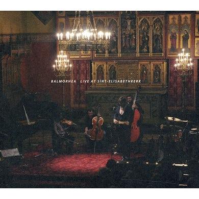 Balmorhea LIVE AT SINT-ELISABETHKERK CD