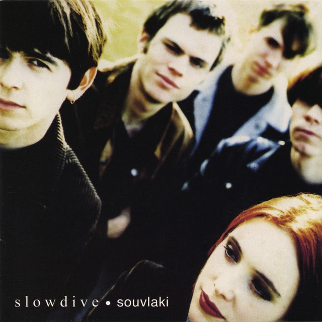 Slowdive SOUVLAKI Vinyl Record