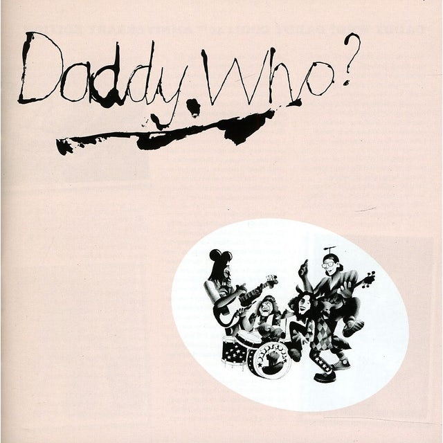 DADDY COOL DADDY WHO (40TH ANNIVERSARY EDITION) CD