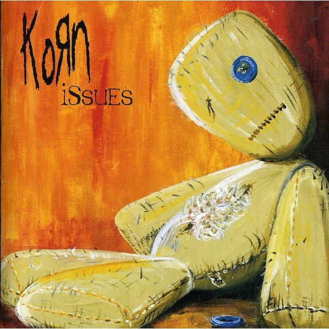 KoRn ISSUES CD