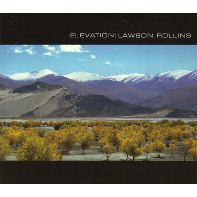Lawson Rollins ELEVATION CD