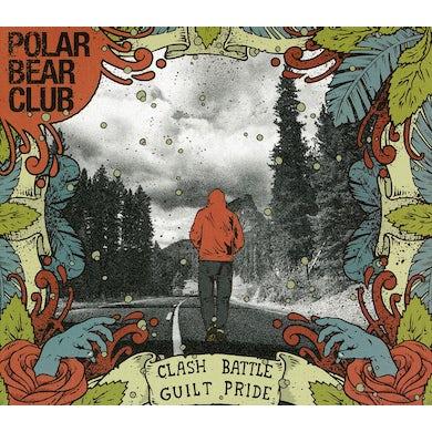 Polar Bear Club CLASH BATTLE GUILT PRIDE CD