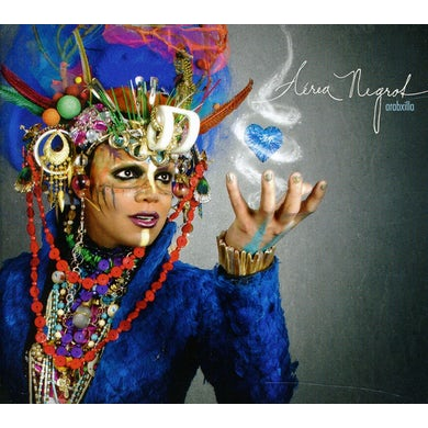 Aerea Negrot ARABXILLA CD