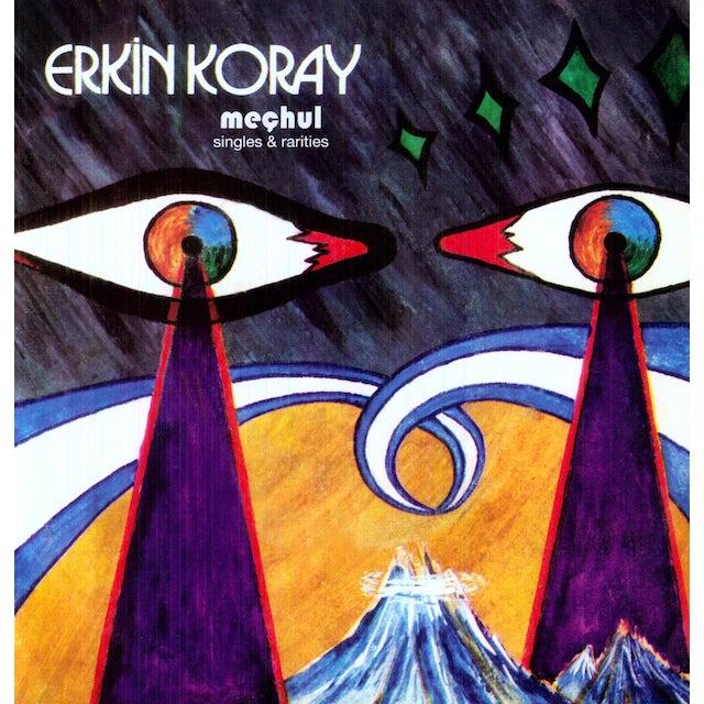 Erkin Koray MECHUL: SINGLES & RARITIES Vinyl Record