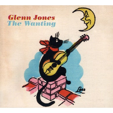 Glenn Jones WANTING CD