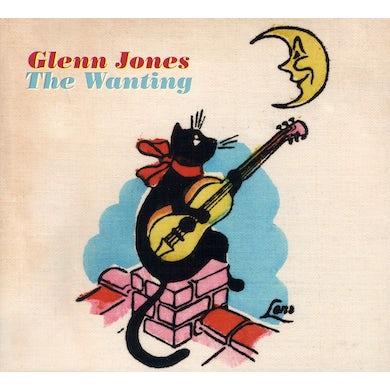 Glenn Jones WANTING CD