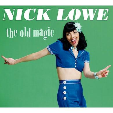 Nick Lowe OLD MAGIC CD