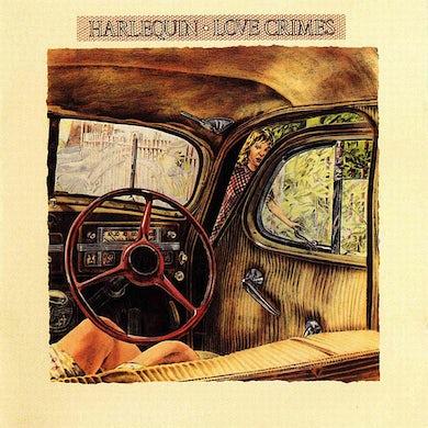 Harlequin LOVE CRIMES CD
