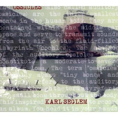 Karl Seglem OSSICLES CD