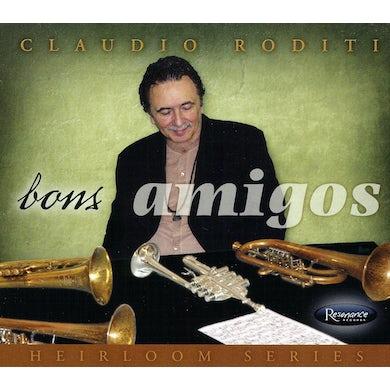 Claudio Roditi BONS AMIGOS CD