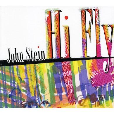 John Stein HI FLY CD