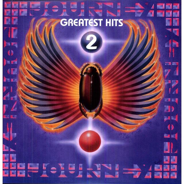 Journey GREATEST HITS 2 Vinyl Record