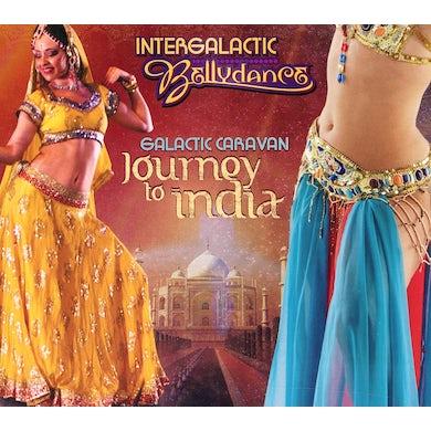 Galactic Caravan JOURNEY TO INDIA CD